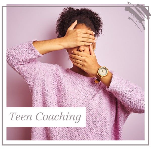 Life Coach Aliya Rajah - Teen Coaching